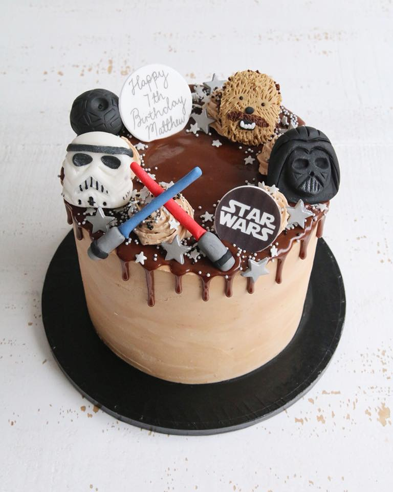 Fantasy Character Cakes