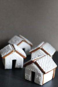 Branded Mini Gingerbread Houses