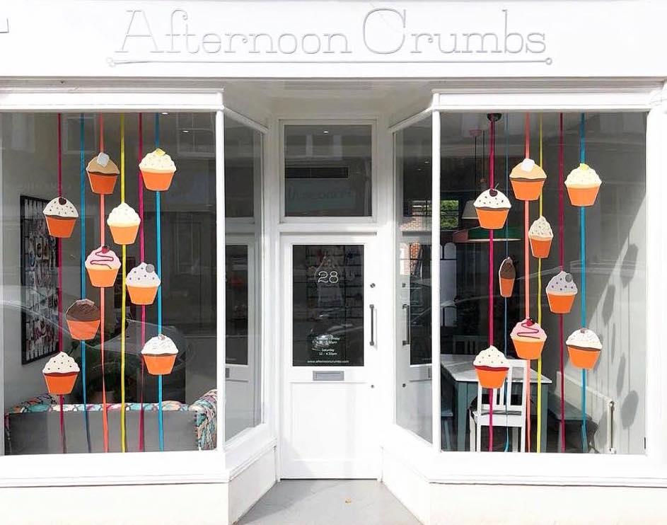 The Afternoon Crumbs Shop