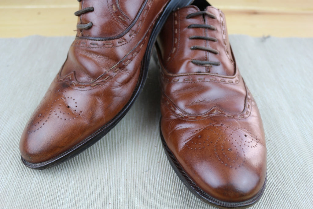 Mens shoe polishing guide - Men's Accessories