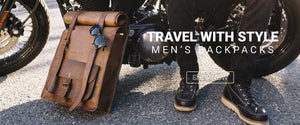 Shop for Men's Backpacks at Modern Man Outfitters
