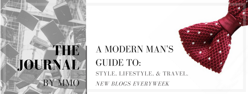 The Journal - MMO Blog men's accessories store