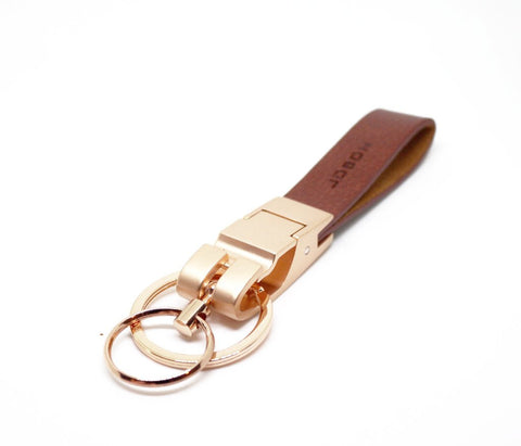 luxury men's keychain - modern man outfitters