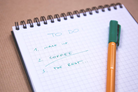 To do list - Modern Man Outfitters