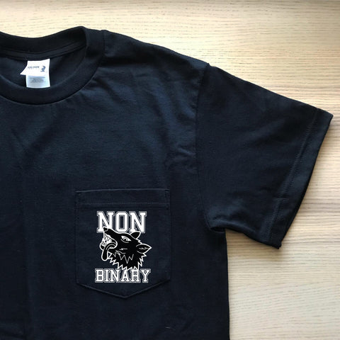 Non-Binary Pocket Tee