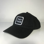 They/Them Dad Hat