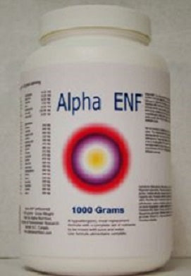 Alpha ENF, an Elemental Nutrient Formula