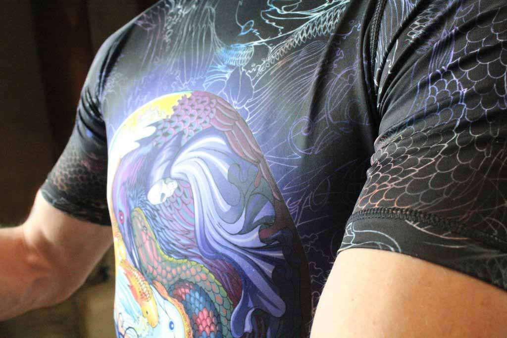 8 things to look for when picking a BJJ Rash Guard