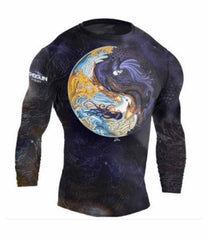 long sleeve rashguard bjj
