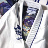 Shogun Tao Competition BJJ Gi - White - Shogun Fight Apparel