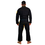 Shogun 'Kanji' Ultra-Light Black and Gold BJJ Gi