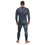 Long Sleeve 'Shogun Tao' NO GI BJJ Rashguard