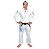 'Shogun Tao' premium Shogun Fight BJJ Gi White