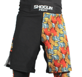 Shogun Koi - BJJ, MMA Shorts - Shogun Fight Apparel