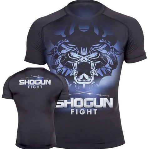 Shogun Fight Rashguard - Shogun Fight Apparel
