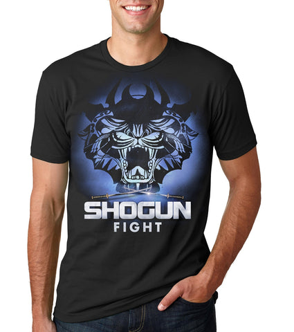 SHOGUN FIGHT logo T - Shogun Fight Apparel