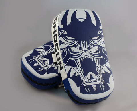 Shogun Fight Curved Thai Pads - Shogun Fight Apparel