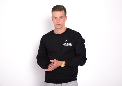 ICON Team Sweatshirt - Black