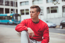 ICON Team Sweatshirt - Red