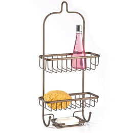 ATHome Oil Bronze 2- Level Shower Caddy with Soap Dish