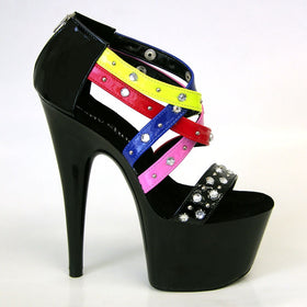 Multi-Strap - 5inchesorbettershoes