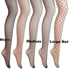 Fishnet Combo Set - 5inchesorbettershoes