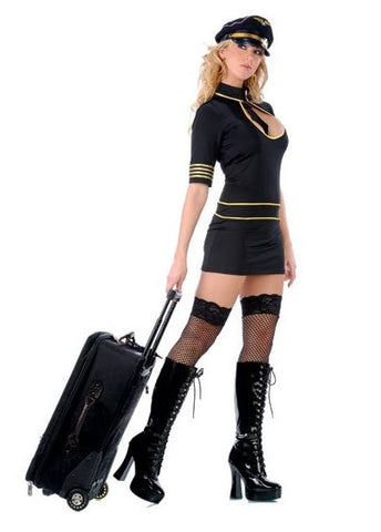 Sexy Flight Attendant - 5inchesorbettershoes