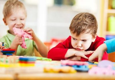 Toddler Tantrums? Tame Them With Talk