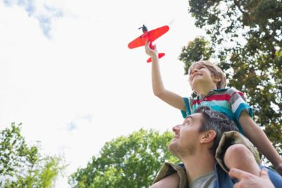 Playing to Raise Happy, Healthy Children