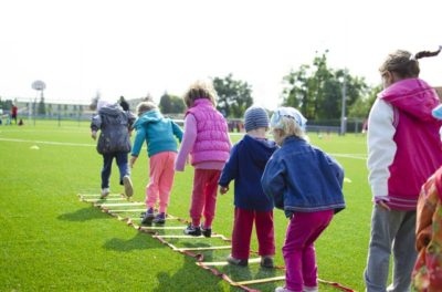 Before-school physical activity program helps improve body weight and overall wellness