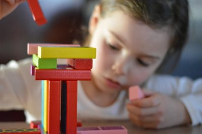 Block play could improve your child's math skills, executive functioning
