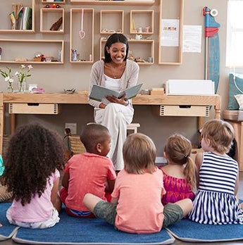 Preschool Teachers Aren't Asking Challenging Questions