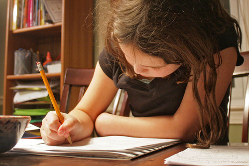 Writing bursts: How important are spelling accuracy and handwriting speed?