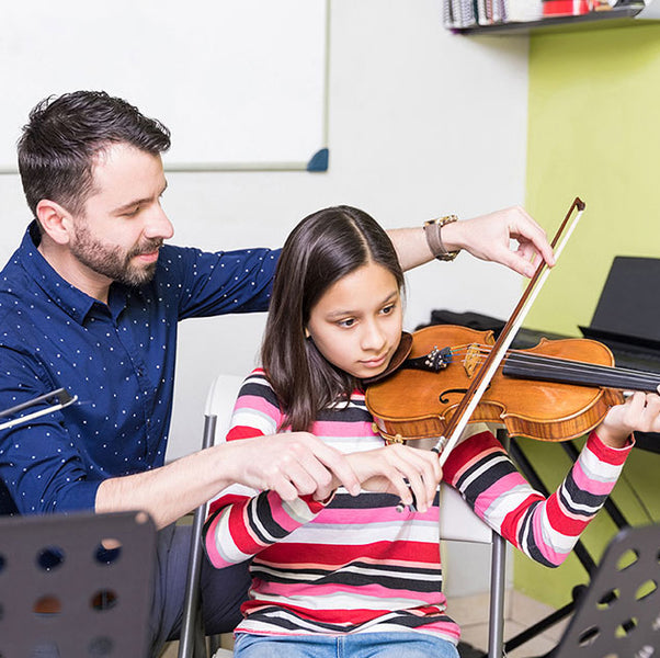 Strong links between music and math, reading achievement