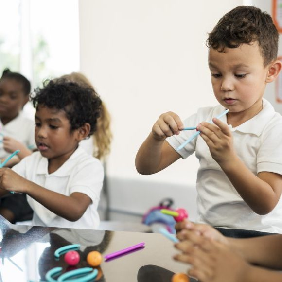 Emphasizing social play in kindergarten improves academics, reduces teacher burnout