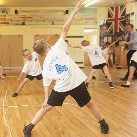 Physical Activity in Lessons Improves Students' Attainment