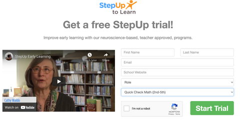 http://go.stepuptolearn.com/users/sign_up