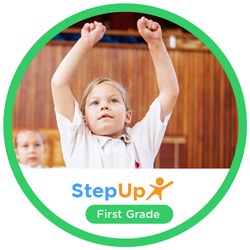 StepUp First Grade License