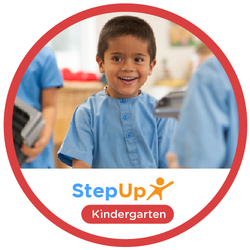 StepUp Kindergarten License