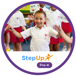 StepUp Pre-K License
