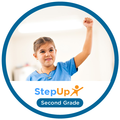 StepUp Second Grade License