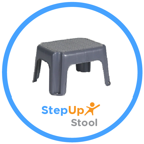 StepUp Stool (Set of 5 step stools)
