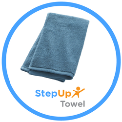 StepUp Towel (Set of 20 towels)