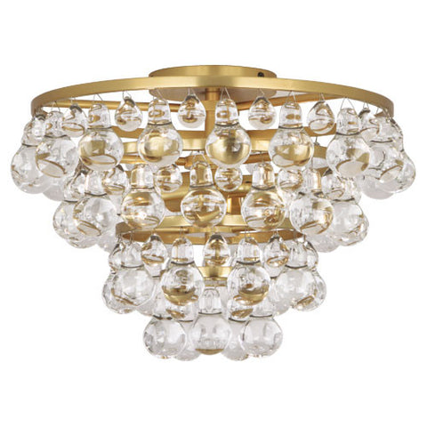 Robert Abbey Bling Flush Mount - Matthew Izzo Home