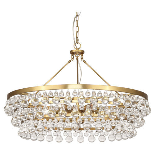 Robert Abbey Bling Large Chandelier - Matthew Izzo Home