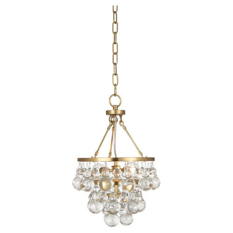 Robert Abbey Bling Small Chandelier - Matthew Izzo Home