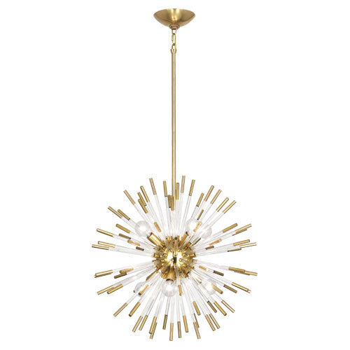 Robert Abbey Andromeda Small Chandelier