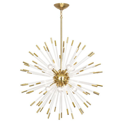 Robert Abbey Andromeda Large Pendant - Matthew Izzo Home