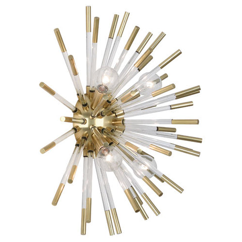 Robert Abbey Andromeda Wall Sconce - Matthew Izzo Home