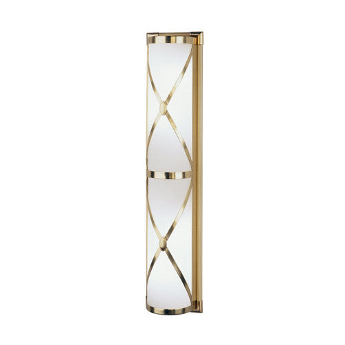 Robert Abbey Chase Double Shaded Bath Strip Sconce - Matthew Izzo Home
